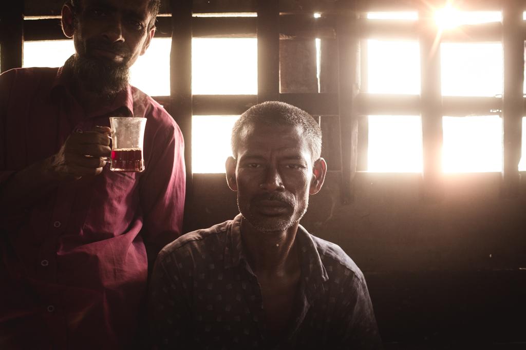 Christof_Wolf_Bangladesh_Die_Bewohner_von_Dhangmari-32