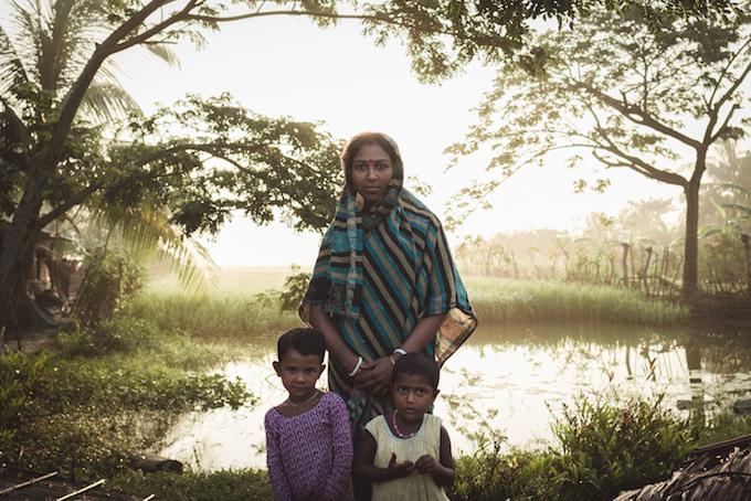 Christof_Wolf_Bangladesh_Die_Bewohner_von_Dhangmari-19