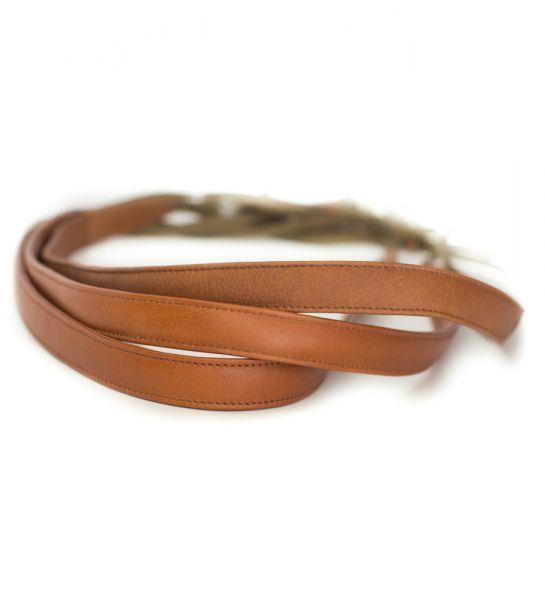 'the strap' Hellbraun B-Ware