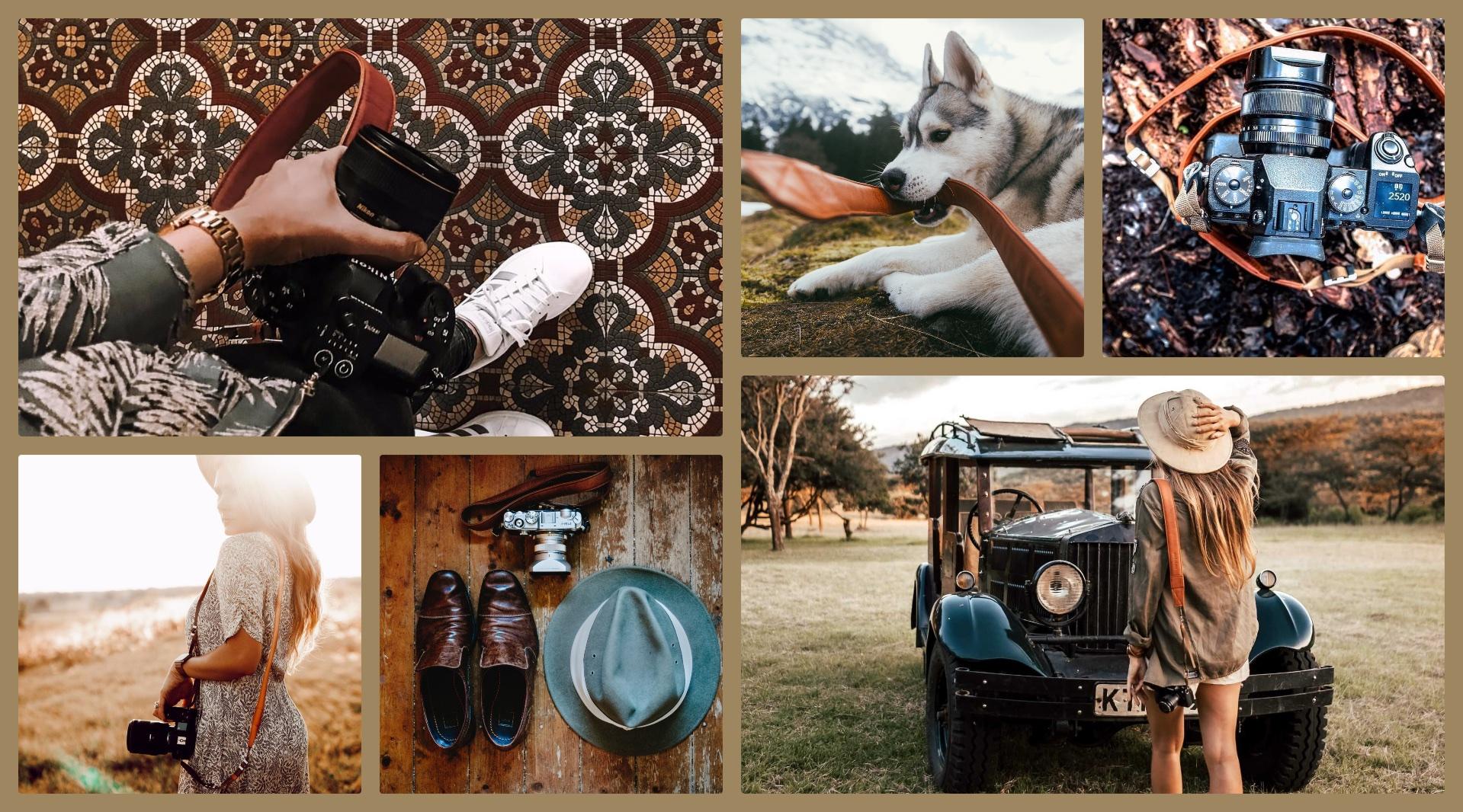 compagnon_camera_strap_collage