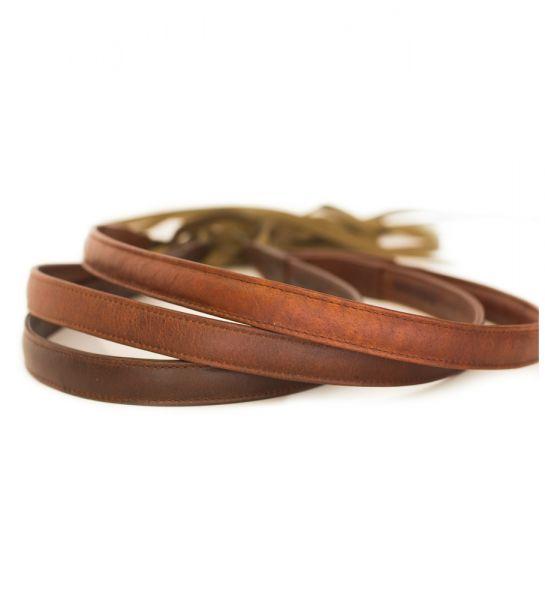 'the strap' Dunkelbraun B-Ware