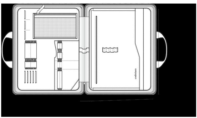 size-nomad-15-inside-pockets-organizer