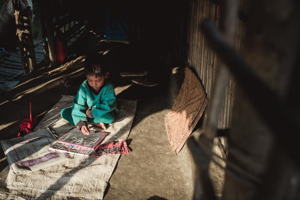 Christof_Wolf_Bangladesh_Die_Bewohner_von_Dhangmari-18